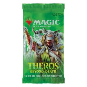 [Magic The Gathering: Theros: Beyond Death: Collector Booster Pack (Product Image)]