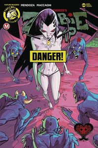[Zombie Tramp Ongoing #44 (Cover B Celor Risque) (Product Image)]