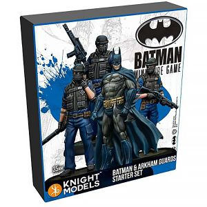 [Batman: Starter Set: Batman Miniature Game (Product Image)]