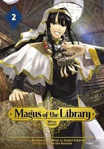 [Magus Of The Library: Volume 2 (Product Image)]