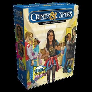 [Crimes & Capers: High School Hijinx (Product Image)]
