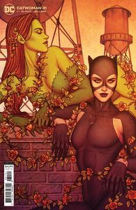 [Catwoman #31 (Cover B Jenny Frison Card Stock Variant) (Product Image)]