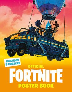 [Fortnite: Official Poster Book (Product Image)]
