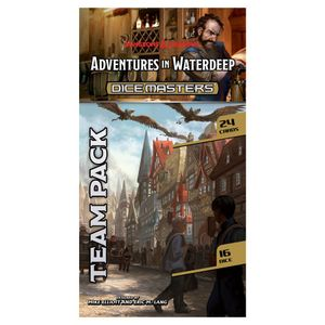 [Dungeons & Dragons Dice Masters: Adventures In Waterdeep: Team Pack (Product Image)]