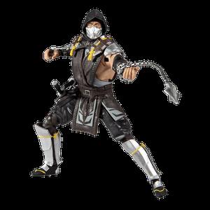[Mortal Kombat: Action Figure: Scorpion: The Shadow Skin (Product Image)]