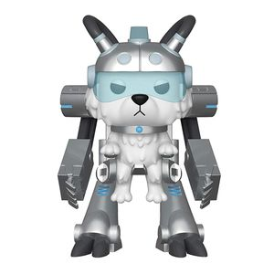 [Rick & Morty: Pop! Vinyl Figure: Snowball In Mech Suit (Product Image)]