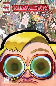 [Trailer Park Boys Get A F#Ing Comic Book #1 (Cover C Garibaldi) (Product Image)]