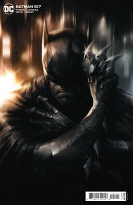 [Batman #107 (Cover B Francesco Mattina Card Stock Variant) (Product Image)]