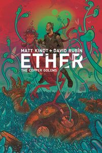 [Ether: Copper Golems #1 (Product Image)]