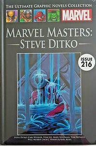 [Marvel Graphic Novel Collection: Volume 216: Marvel Masters Steve Ditko (Product Image)]