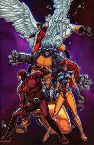 [House Of X #1 (Pacheco Virgin Variant) (Product Image)]