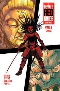 [Devils Red Bride #3 (Cover A Bivens) (Product Image)]
