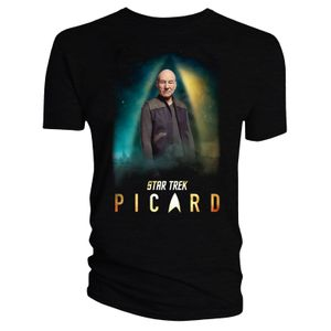 [Star Trek: Picard: T-Shirt: Jean-Luc Picard (Product Image)]