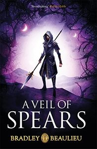 [The Song Of The Shattered Sands: A Veil Of Spears (Product Image)]