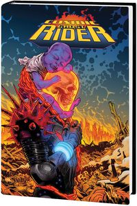 [Cosmic Ghost Rider: Omnibus: Volume 1 (Shaw DM Variant Hardcover) (Product Image)]
