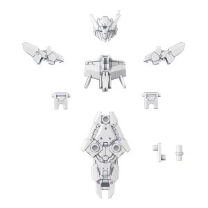 [30 Minute Missions: 1:144 Model Kit: Alto Commander Upgrade (White) (Product Image)]