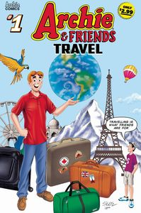 [Archie & Friends: Travel #1 (Product Image)]