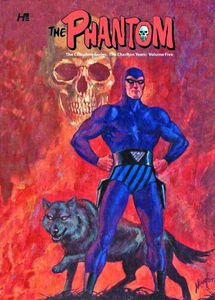 [The Phantom: Complete Series: Charlton Years: Volume 5: Don Newt (Hardcover) (Product Image)]
