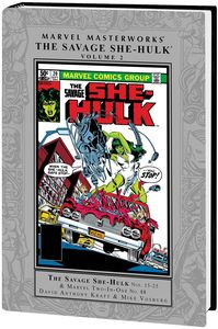 [Marvel Masterworks: Savage She-Hulk: Volume 2 (Hardcover) (Product Image)]