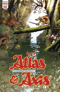 [Atlas & Axis #3 (Product Image)]