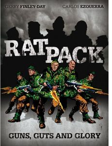 [Rat Pack: Volume 1 (Hardcover) (Product Image)]