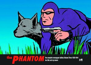 [Phantom: Complete Dailies: Volume 3: 1939-1941 (2nd Edition) (Product Image)]