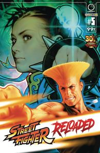 [Street Fighter: Reloaded #5 (Product Image)]