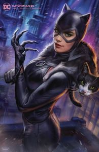 [Catwoman #21 (Ian Macdonald Variant Edition) (Product Image)]