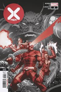 [X-Men #2 (2nd Printing Yu Variant DX) (Product Image)]