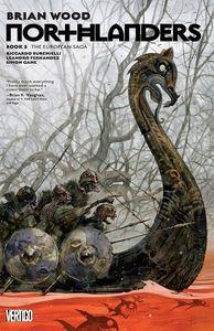 [Northlanders: Book 3: The European Saga (Product Image)]