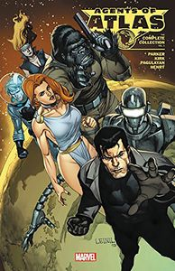 [Agents Of Atlas: Complete Collection: Volume 1 (Product Image)]