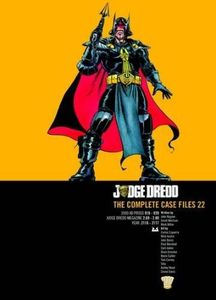 [2000AD: Judge Dredd: Complete Case Files: Volume 22 (Product Image)]