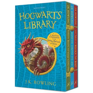 [The Hogwarts Library Box Set (Product Image)]