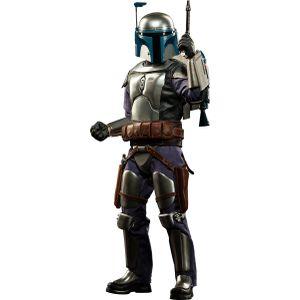 [Star Wars: Deluxe Action Figures: Jango Fett (Product Image)]