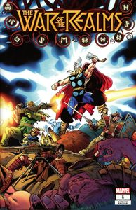 [War Of The Realms #1 (Simonson Hidden Gem Variant) (Product Image)]