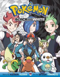 [Pokemon: Black & White: Volume 3 (Product Image)]