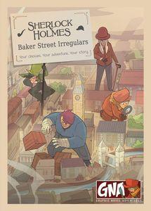 [Sherlock Holmes: Baker Street Irregulars (Slipcase Set) (Product Image)]