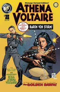 [Athena Voltaire (2018): Ongoing #8 (Cover B Bryant) (Product Image)]