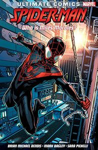 [Ultimate Comics Spider-Man: Who Is Miles Morales? (Hardcover) (Product Image)]