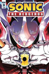 [Sonic The Hedgehog #9 (Cover A Wells) (Product Image)]
