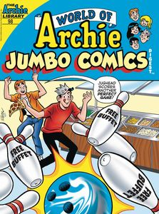 [World Of Archie: Jumbo Comics Digest #98 (Product Image)]