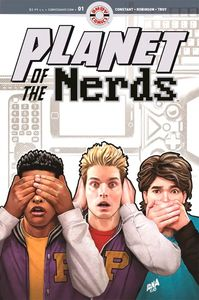 [Planet Of The Nerds #1 (Product Image)]