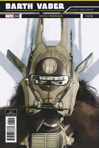 [Star Wars: Darth Vader #16 (Reis Galactic Icon Variant) (Product Image)]