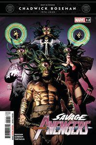 [Savage Avengers #12 (Product Image)]