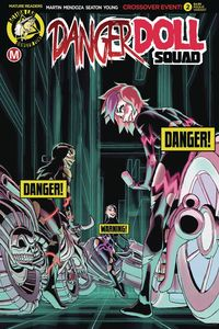 [Danger Doll: Squad #2 (Cover B Winston Young Risque) (Product Image)]