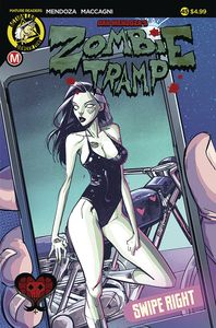 [Zombie Tramp: Ongoing #45 (Cover A Celor) (Product Image)]
