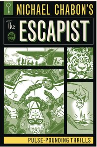 [Michael Chabon's The Escapist: Pulse Pounding Thrills (Product Image)]