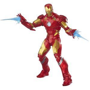 [Marvel: Legends Action Figures: Iron Man (Product Image)]