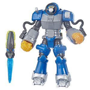 [Power Rangers: Beast Morphers Deluxe Action Figure: Smash Beastbot (Product Image)]