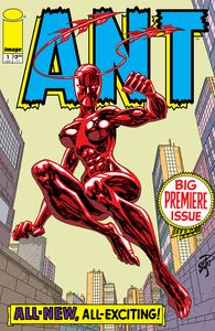 [Ant #1 (Cover A Larsen) (Product Image)]